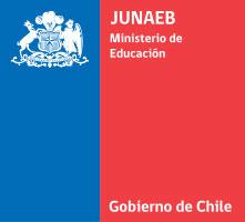 Logo Junaeb - Gobierno de Chile
